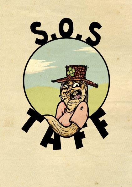 La couverture de S.O.S Taff